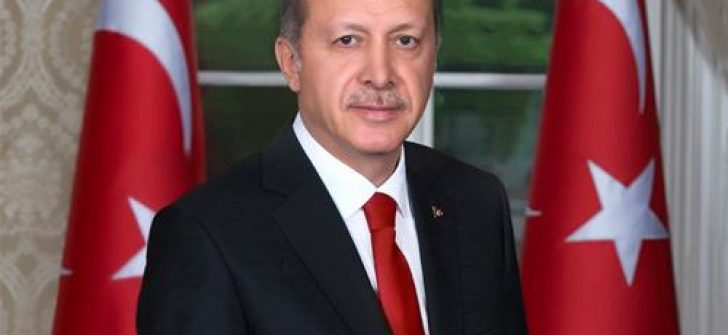 Cumhurbaşkanı Erdoğan, Hamursuz Bayramı'nı Kutladı