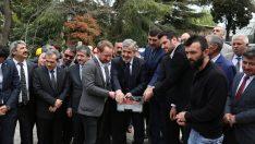 İstanbul Müftülüğü Ek Hizmet Binası Temeli Atıldı