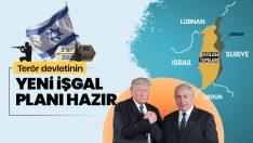 Terör devleti İsrail'in Golan Tepeleri'ndeki işgalini pekiştirme planı açıklandı