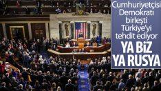 ABD senatörlerinden Türkiye'ye S-400 tehdidi