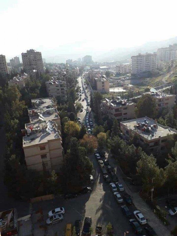 ABD'nin İran'a ambargosu, Suriye'de petrol krizi başlattı