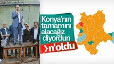 Abdüllatif Şener'in yerel seçimde Konya'da CHP'ye etkisi