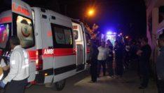 Adana'da boşanma tartışması kanlı bitti