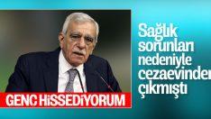 Ahmet Türk kendini genç hissediyor