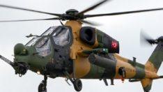 ATAK helikopterin gelişimi için yeni adım