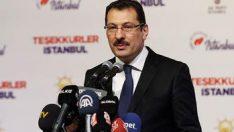 AK Parti'den İstanbul seçimleri ile ilgili son dakika açıklaması
