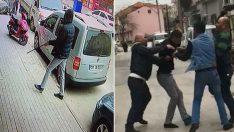 İş yerine av tüfeğiyle ateş açtı! Polis gelene kadar dövdüler!