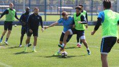 Adana Demirspor, Afijet Afyonspor Maçı Hazırlıklarını Sürdürüyor