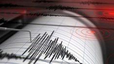Ege Denizi'nde 3,2 Büyüklüğünde Deprem