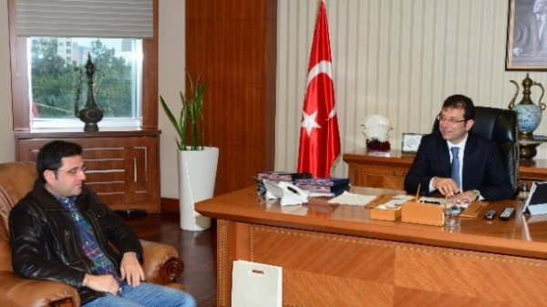 Ekrem İmamoğlu Fatih Portakal'ın ev arkadaşı çıktı