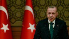 Cumhurbaşkanı Erdoğan, Güreşçi Yüksel'i Kutladı