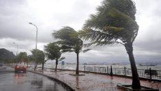 Batı Akdeniz'de Fırtına Bekleniyor