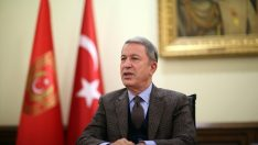 """Bakan Akar: """"S400 Alımı, Ülkemizin Savunmasına Yönelik Bir Tedbirdir"""""""