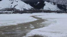 Doğu Bölgelerindeki Kar Erimelerine Dikkat