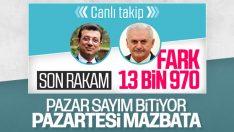 İstanbul seçimlerinde sona doğru