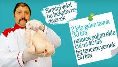 Kasaplar tavuk ve et fiyatlarına gelen zamlardan rahatsız