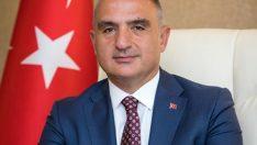 """Bakan Ersoy'dan """"Turizm Haftası"""" Mesajı"""