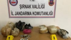 PKK'lı teröristlerin tuzakladığı 30 kiloluk EYP bulundu