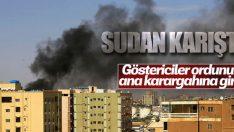 Sudan'da protestoların şiddeti arttı
