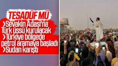 Türkiye ile yakınlaşan Sudan'da sokaklar karıştı