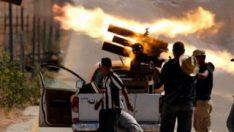 Türkiye'den Libya'ya seyahat uyarısı