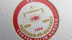 YSK, AK Parti'nin Büyükçekmece başvurusunu görüşüyor